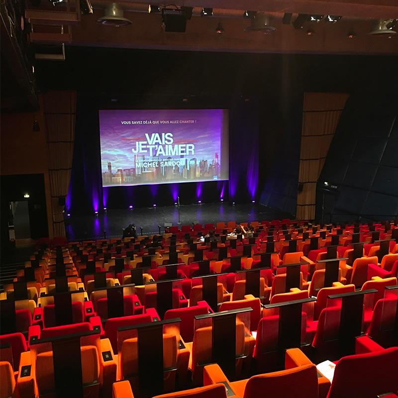 Lille Grand Palais - Auditorium Pasteur
